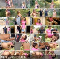PickupFuck - Molly - Reality Sex Scene On The Road [HD 720p]