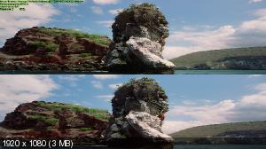 ���������� 3D / Galapagos: The Enchanted Voyage [IMAX] (1999) BDRip 1080p | 3D-Video | halfOU | VO