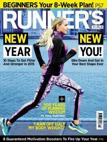 Runner's World UK – February 2015