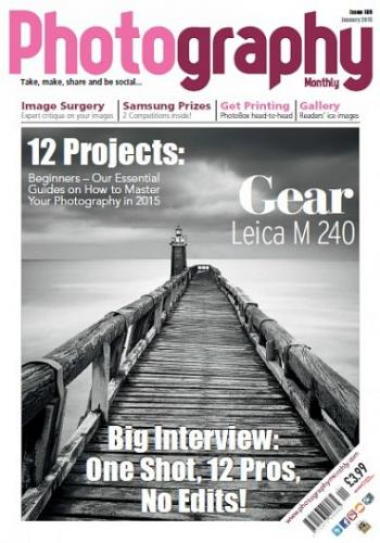 Photography Monthly – January 2015