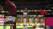Баскетбол. NBA 14/15. RS: Houston Rockets @ Cleveland Cavaliers [07.01] (2015) WEB-DL 720p | 60 fps