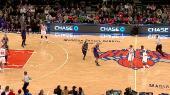 ���������. NBA 14/15. RS: Charlotte Hornets @ New York Knicks [10.01] (2015) WEB-DL 720p | 60 fps