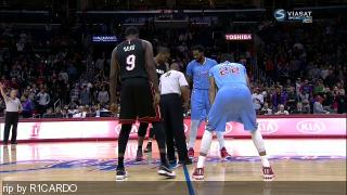 ���������. NBA 14/15. RS: Miami Heat @ Los Angeles Clippers [11.01] (2015) HDTVRip 720p