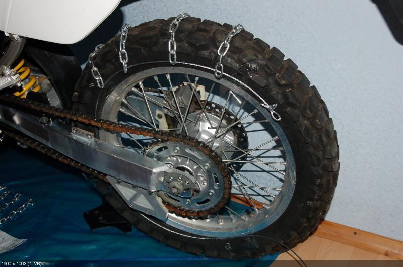 Как сделать цепи на мотоцикл фото 191
