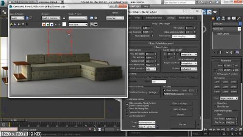 ���������� �� Autodesk 3ds Max 2014 (2014)