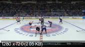 ������. NHL 14/15, RS: Philadelphia Flyers vs. New York Islanders [19.01] (2015) HDStr 720p | 60 fps