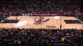 Баскетбол. NBA 14/15. RS: Milwaukee Bucks @ San Antonio Spurs [25.01] (2015) WEB-DL 720p | 60 fps