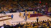 ���������. NBA 14/15. RS: Oklahoma City Thunder @ Cleveland Cavaliers [25.01] (2015) WEB-DL 720p | 60 fps