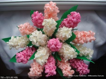 Цветы из гофрированой бумаги 02e5232ac932365583d5bcc4e367015e