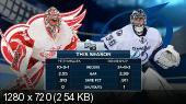 ������. NHL 14/15, RS: Detroit Red Wings vs. Tampa Bay Lightning [29.01] (2015) HDStr 720p | 60 fps