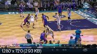 ���������. NBA 14/15. RS: Detroit Pistons @ Charlotte Hornets [10.02] (2015) WEB-DL 720p | 60 fps