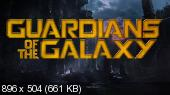 ������ ��������� / Guardians of the Galaxy (2014) HDRip-AVC | A