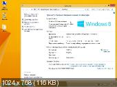 Windows 8.1 Enterprise with update 3 by sibiryak-soft v.20.02 (х64/2015/RUS)