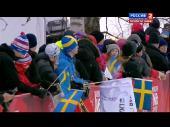 Лыжные гонки. Чемпионат Мира 2015. Фалун (Швеция). Женщины. Индивидуальная гонка 10 км. Свободный стиль [Россия 2] [24.02] (2015) DVB
