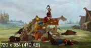 Три Богатыря (Коллекция) (2004-2014) HDRip