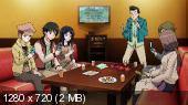 Щель / Дыра / Nozoki Ana / A Peep Hole Sexy Extended Edition [OVA] [1 серии из 1] (2013) BDRip 720p | VO