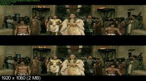 Исход: Цари и боги в 3Д / Exodus: Gods and Kings 3D  (Лицензия by Ash61) Вертикальная анаморфная