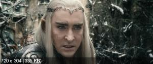 ������: ����� ���� ������� / The Hobbit: The Battle of the Five Armies (2014) BDRip | DUB | ��������