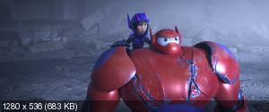 Город героев / Big Hero 6 (2014) BDRip 720p от HELLYWOOD | Лицензия