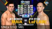 Смешанные единоборства. MMA. UFC Fight Night 62: Maia vs. LaFlare (Preliminary Card + Main Card) [21.03] (2015) HDTVRip 720p