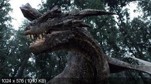 ������ ������� 3: ��������� ������� / Dragonheart 3: The Sorcerer's Curse (2015) BDRip-AVC | DUB | ��������