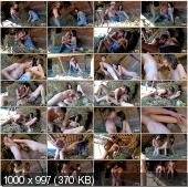 TeenDorf - Irenka - Fucking On A Farm With A Beautiful Slender Girl [HD 720p]