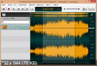 Ocenaudio 2.0.15 - звуковой редактор