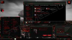 Nuclear Windows 7 Theme Pack