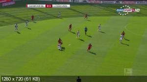 Футбол. Чемпионат Германии 2015-16. 03-й тур. Обзор тура [30.08] (2015) HDTVRip 720p | 50 fps