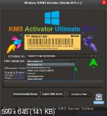 Windows 10 KMS Activator Ultimate 2015 v1.2
