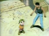 ����� / Ninkuu: Knife no Bohyou [OVA] (1994) VHSRip-AVC   CactusTeam