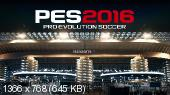 PES 2016 / Pro Evolution Soccer 2016 (2015) PC [RePack]