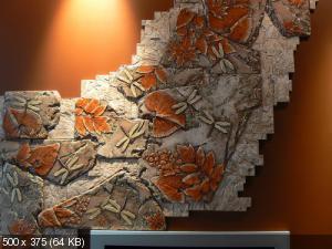 Идеи изготовления порталов, облицовки, декоративных вставок для каминов. 8ca4ebd3338092f0b1a16e1e70da540a