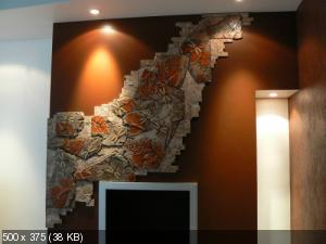 Идеи изготовления порталов, облицовки, декоративных вставок для каминов. 6a3973d69eb68aa2bbcc0916b1969cc5
