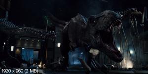 ��� ������� ������� / Jurassic World (2015) BDRip 1080p �� HQ-ViDEO | DUB | ��������