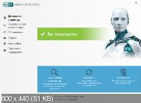 ESET NOD32 Antivirus 9.0.318.20 Final (2015/RUS)
