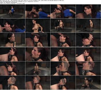 File: Syren_de_Mer_-_Big_breasted_sexy_MILF_Syren_de_Mer_in_relentless_live_action_bound_and_throat_t