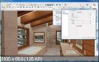 Chief Architect Premier X8 v18.3.2.2 - дизайн интерьеров