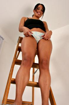 163068 - Aliana upskirts and panties ATKExotics.com