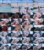 FirstClassPOV/Spizop - Kimber Lee - Beach Car Kimber Lee Bj (HD/283 MiB)