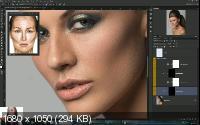Юлия Пустовит. Adobe Photoshop. Продвинутый уровень (2015) Видеокурс