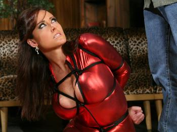 04-06 - Christina Carter - Red Fire