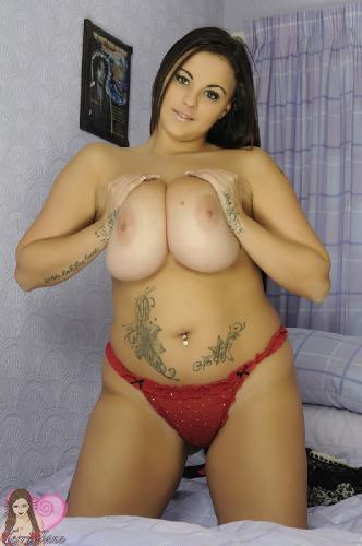 Red Panties!!