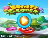 Fruits garden mathc3 скачать на ПК