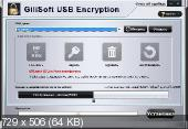 GiliSoft USB Stick Encryption 6.0.0 DC 02.02.2016 + Rus
